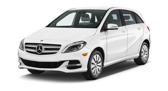 Mercedes-Benz třída B Electric Drive